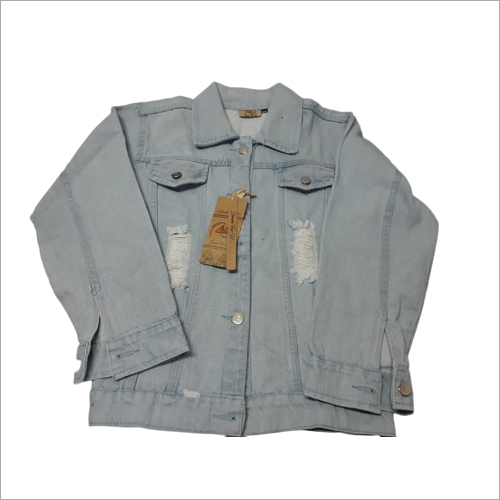 Full Sleeve Denim Jacket