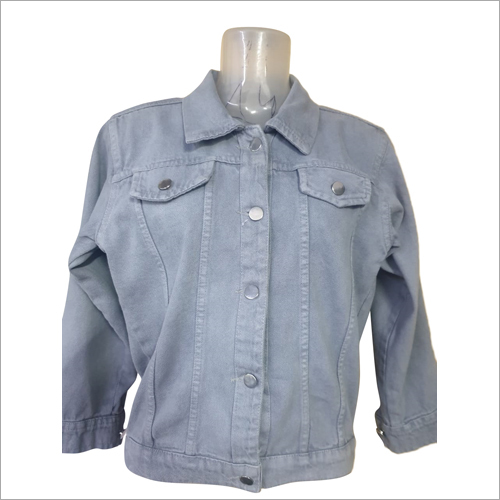 Casual Wear Denim Jacket