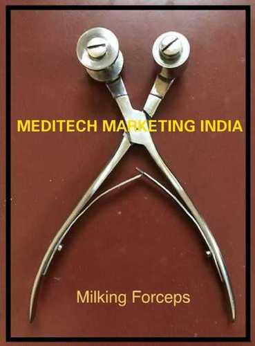 MILKING FORCEPS