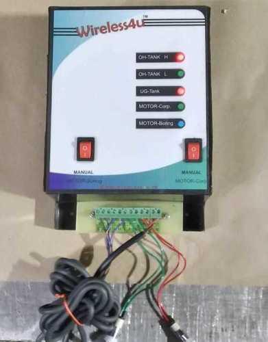 Multi tank Level Indicator