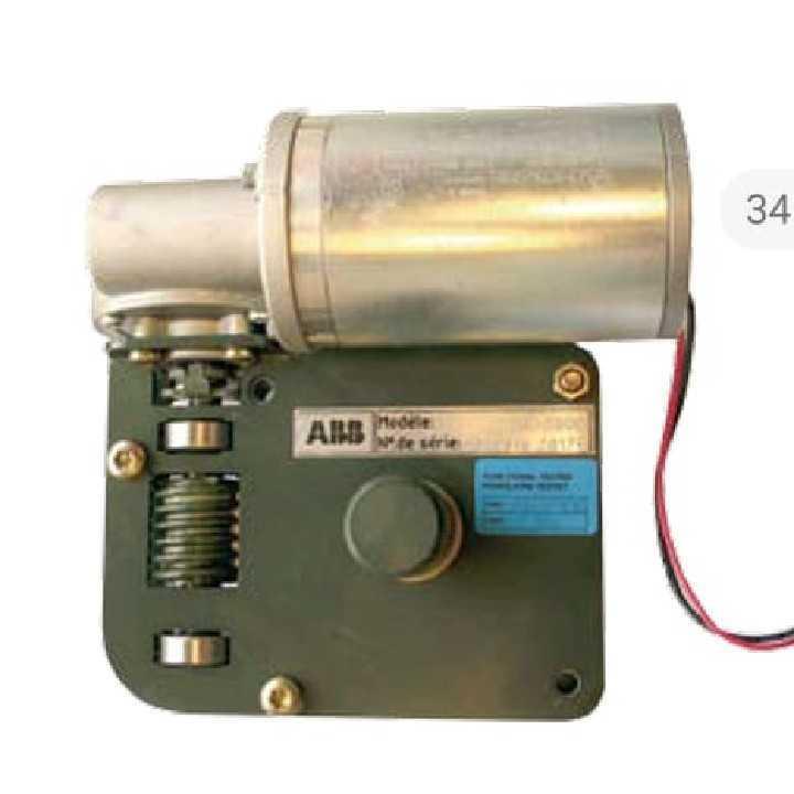 ABB RMU charging motor