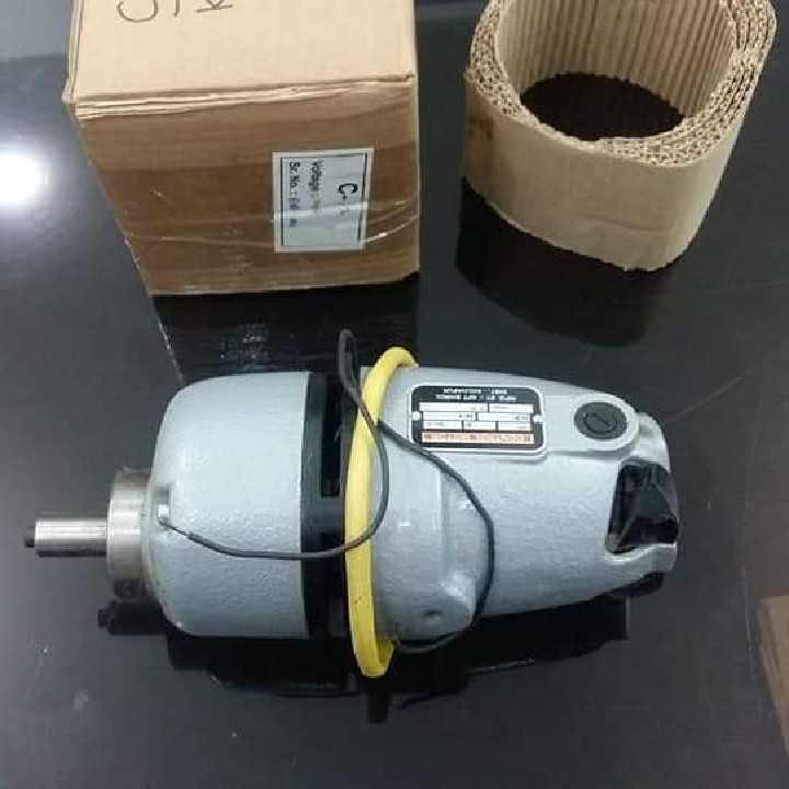 Crompton make vcb spring charging motor 33kv indoor and outdoor