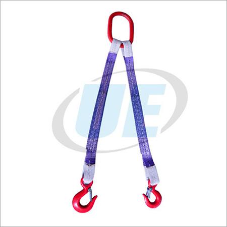 2 Legged Polyester Multi Leg Sling
