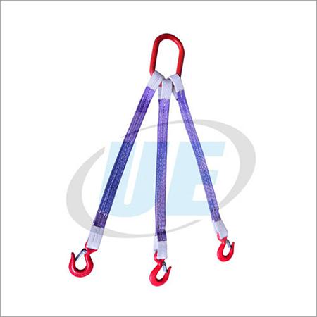 3 Legged Polyester Multi Leg Sling