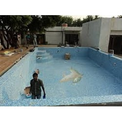 Residential Swimming Pool Construction Services
