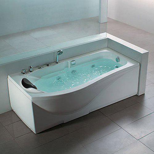 Acrylic Jacuzzi Bathtub