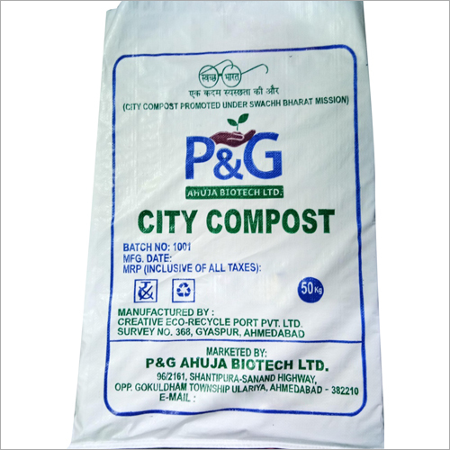 Fertilizer Packing PP Woven Bags