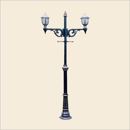 Decorative Garden Pole Light