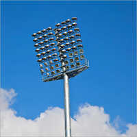 Stadium Floodlight Pole