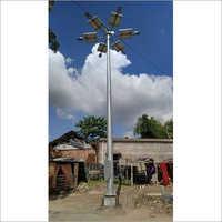 Solar High-must Light System