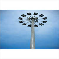 LED High Mast Lighting Pole