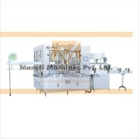 Automatic Mineral Water Plant