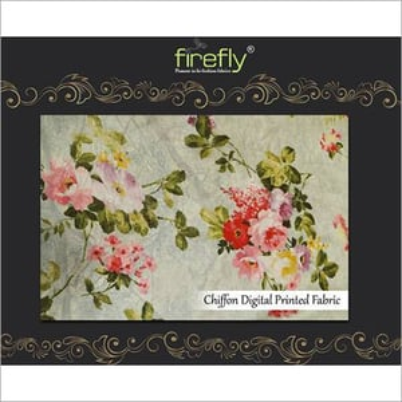 Chiffon Digital Print Fabrics