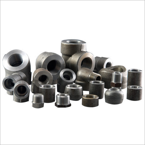 MS Forged Pipe Fitting