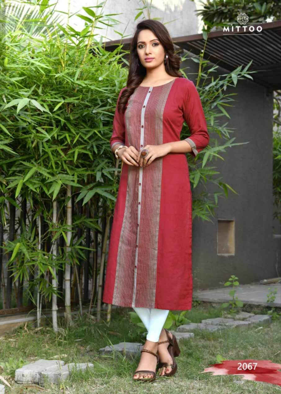 COTTON FLAX EMBROIDER