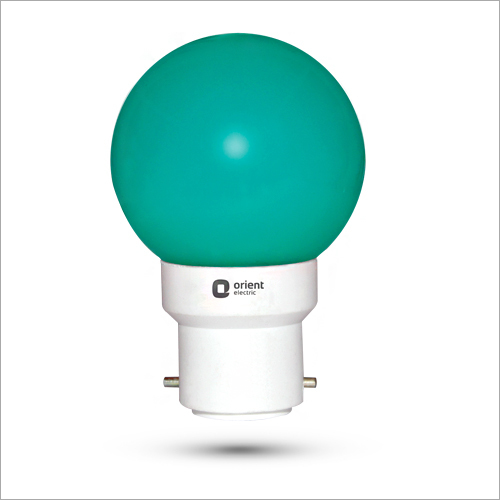 0.5W Green LED Decorative Lamp