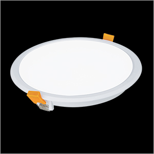 15 W LED Round Backlit Panel Light