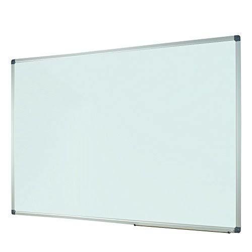 Ceramic Magnetic Board White /Green 8x4