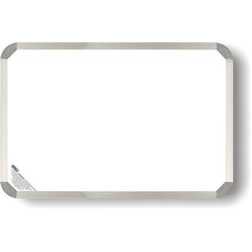 Ceramic Magnetic Board White /Green 3x3