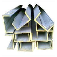 Mild Steel MS Channel ISMC