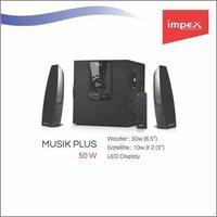 IMPEX Speaker 2.1 (MUSIK PLUS)