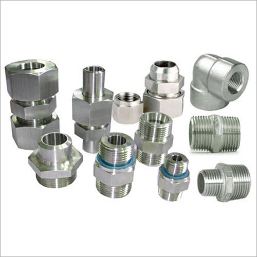 Nickle Alloy Forged Pipe Fittings