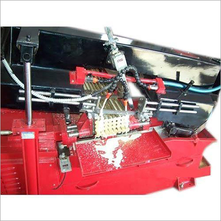 Manual Swing Type Band Saw Machine