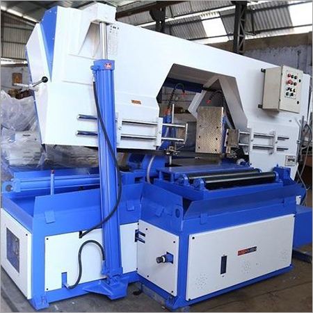 LX-210 DC High Speed Metal Cutting Band Saw Machine