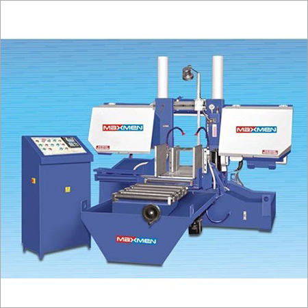 LX-400 DC High Speed Metal Cutting Band Saw Machine