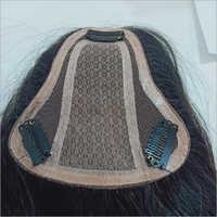 Bone Straight Clip Hair topper