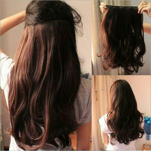 Clip Wavy Hair Extensions