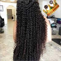 Black Long Curly Hair