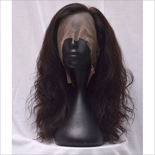 Black Shine Hair Wig