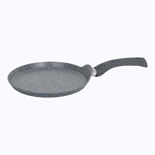 Wonderchef Granite Range Aluminium Dosa Tawa, 30cm,Grey