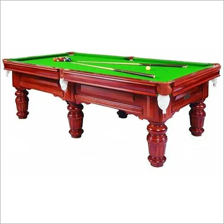 Pool Table In  6811 Cloth