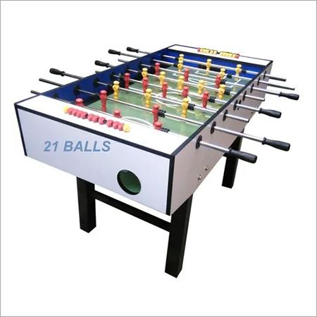 Soccer Table White 2x4