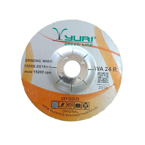 100 x 6 x 16 mm Grinding Wheel