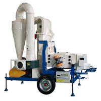 Industrial Mobile Seed Processing Plant