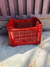 Plastic Orange Crates