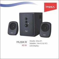 IMPEX Speaker 2.1 (MUSIK R)