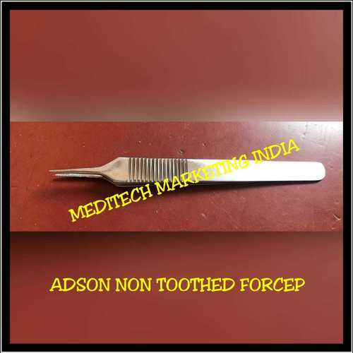 ADSON FORCEP NON TOOTHED