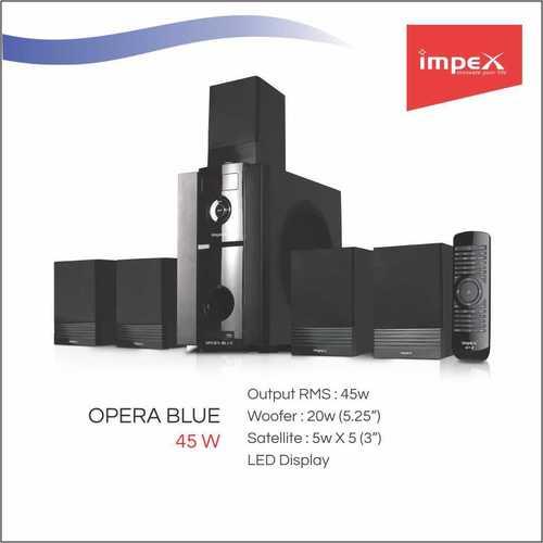 IMPEX Speaker 5.1 (OPERA BLUE)