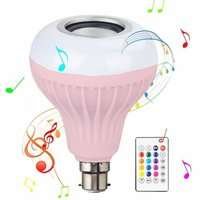 Bluetooth Music Bulb