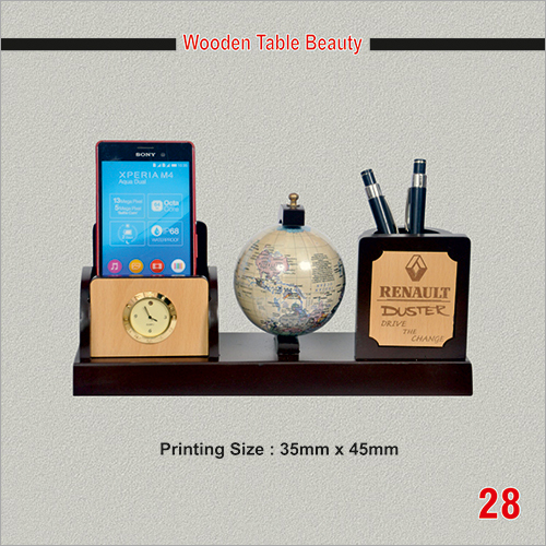 Promotional Wooden Table Beauty