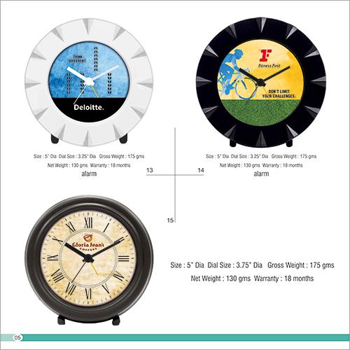 Promotional Alarm Clock