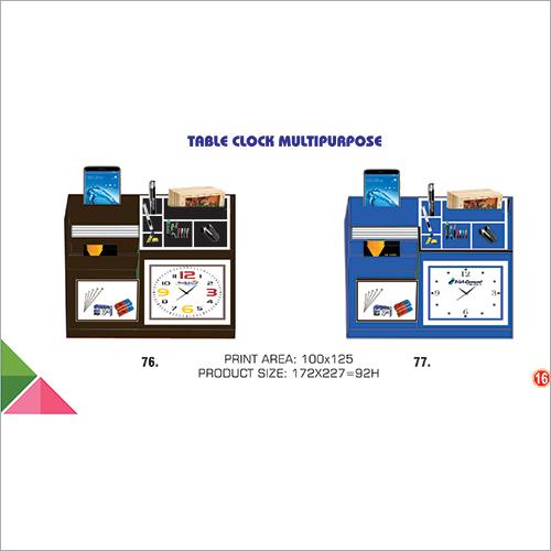 Promotional Multipurpose Table Clock