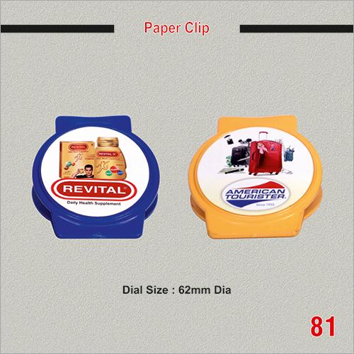 Promotional Paper Clip