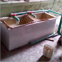 Commercial Sludge Dewatering System