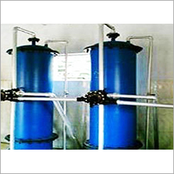 Water Treatment Pressure Sand Filter