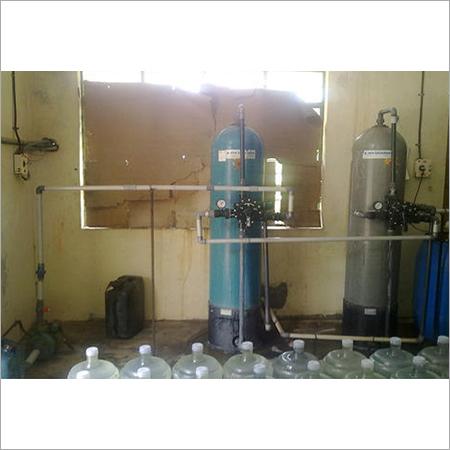 Pressure Sand Carbon Filter
